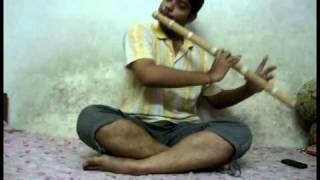 Amar Vitor o Bahire Ontore Ontore flute