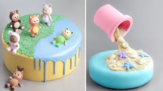 100+ Best Cake Decorating Of JUNE | Most Satisfying Cake Videos