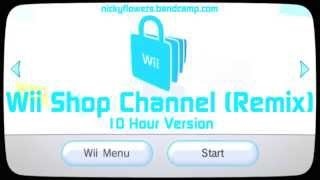 Repeat youtube video 10 Hours of Wii Shop Channel (Remix)