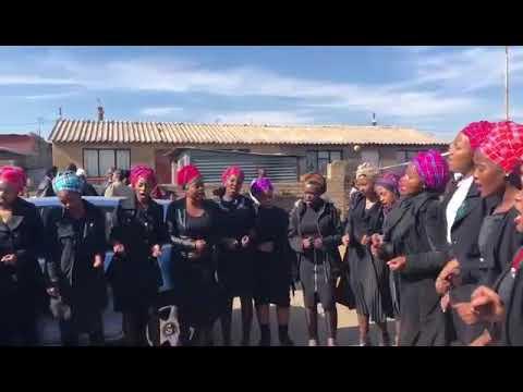 ZCC female choir