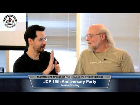JCP Interview with James Gosling