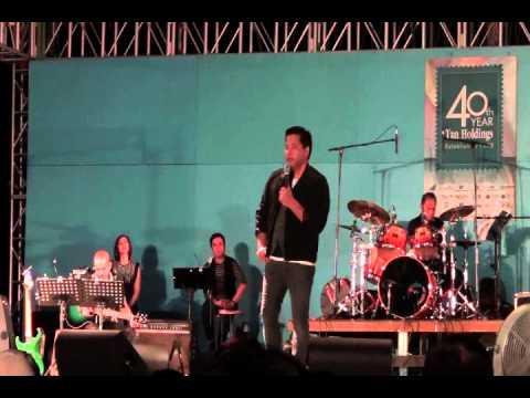 Martin Nievera concert at Saipan