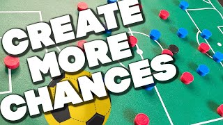 Soccer tips for beginners - Soccer Attacking Patterns - Soccer Attacking Tactics