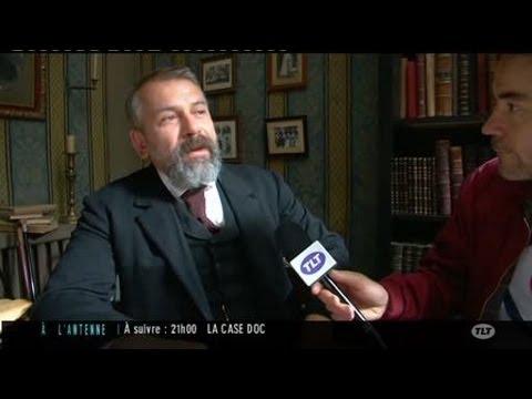 Interview : Philippe Torreton incarne Jean Jaurès