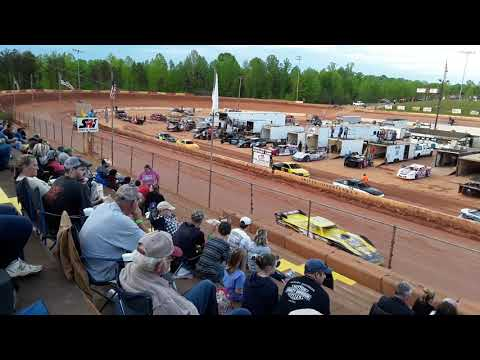 Friendship Motor Speedway(602 Late Models)4-27-19