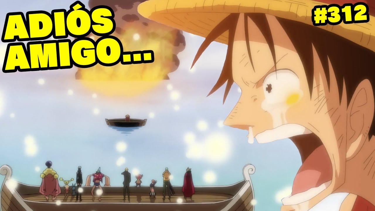 El episodio que HIZO LLORAR A TODO EL MUNDO - Análisis One Piece #312