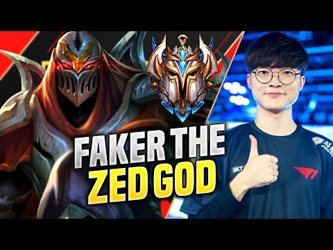 FAKER THE ZED