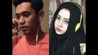 Download Video Khai Bahar feat Si Cantik Berjilbab!!! SMULE!!! RINDU SETENGAH MATI MP3 3GP MP4