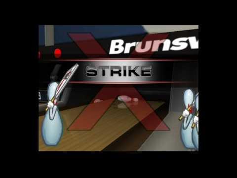 Brunswick Pro Bowling (Intermediate) Week 2 League Night 1 Vs Norman Jackson