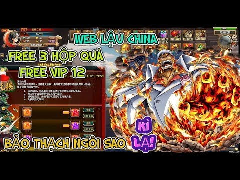 Bình Luận Game VHT WEB LẬU CHINA MỚI ƯU ĐÃI KHỦNG FREE 3 HỘP QUÀ & BẢO THẠCH MAX MỚI :)))