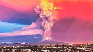 10 Самых Больших Извержений Вулканов в Истории