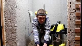 видео Грунтовка перед укладкой плитки. Как и какой грунтовкой обработать стены перед укладкой плитки
