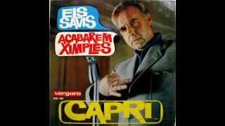 Capri - Els Savis - EP 1966