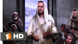 The Greatest Story Ever Told (1965) - Jesus Heals Uriah Scene (3/11) | Movieclips thumbnail