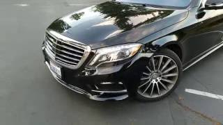 2016 Mercedes-Benz S550 4Matic brief review