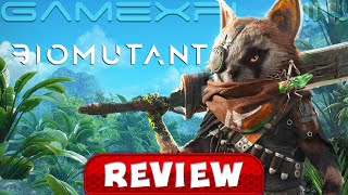 Does Biomutant Live Up to the Hype? - REVIEW (PS5) (Video Game Video Review)