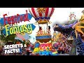 Top 25 Best Festival of Fantasy Parade Secrets! | Disney Parade Floats