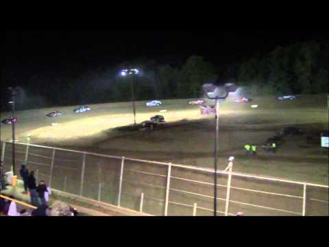 Butler Motor Speedway Street Stock Feature 9/12/15