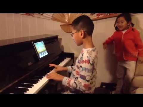 American Authors 'Best Day of My Life' Piano Cover by Nio (and Olivia)