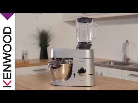 Kenwood Cooking Chef Attachments | Introduction