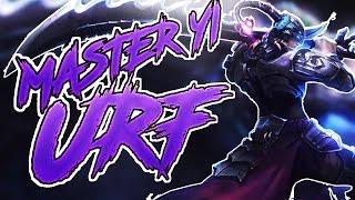 URF 2017 MASTER YI - Ultra Rapid Fire Master Yi All Random 2017 League of Legends