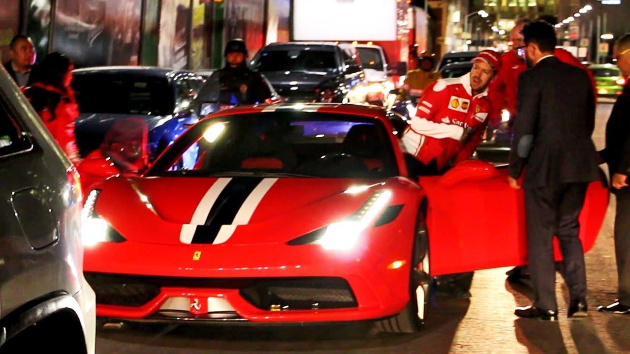 Image result for vettel Ferrari 458