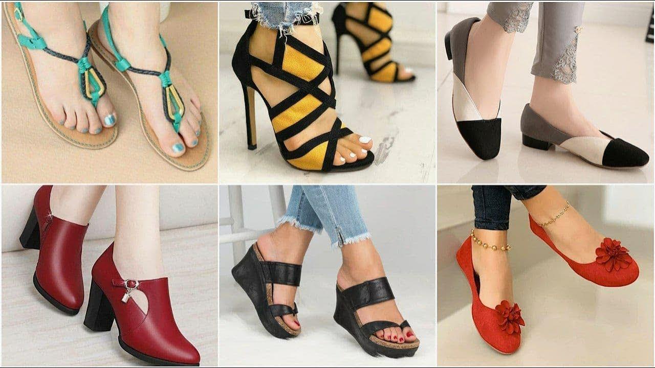 Sandalias De Moda 2022 Para Mujer (Tendencias Primavera-Verano) Sandalias Modernas 2022