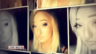 Dash Cam Footage Of Toni Anderson Getting Pulled Over - Crime Watch Daily With Chris Hansen