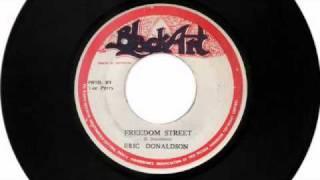 (1977) Eric Donaldson: Freedom Street