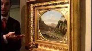 Fresno Met Museum - 4/10/09 Dutch Italianates Tour with Dr. Xavier Salomon - Part 2 of 7