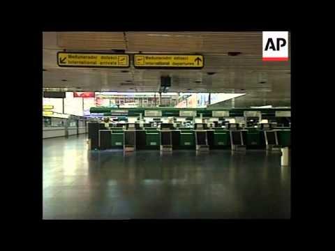 YUGOSLAVIA: E-U BAN ON FLIGHTS SUSPENDED