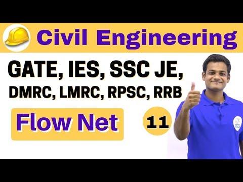 3:00 PM | Civil by Nikhil Sir | Day #11 | Flow Net