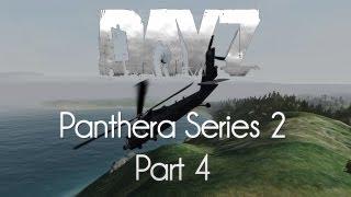ARMA 2: DayZ Mod Survival — Panthera Series 2 — Part 4 — Peer Pressure!
