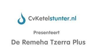 Remeha Tzerra Plus