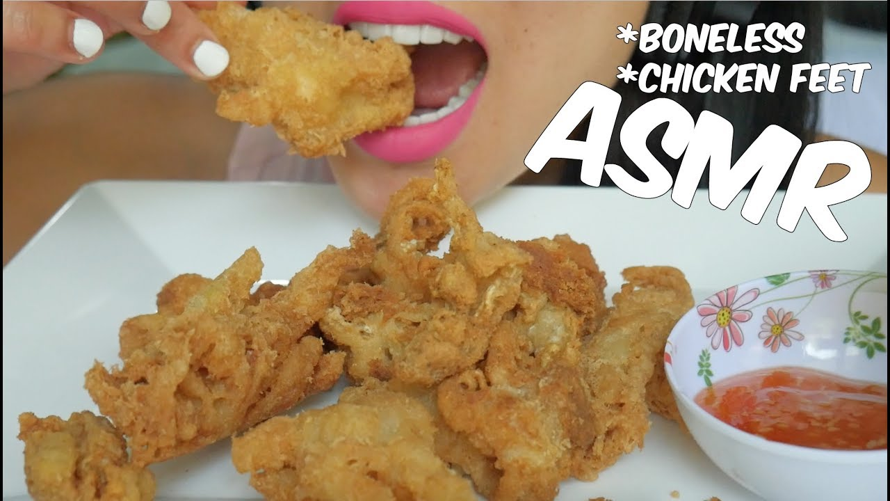 Asmr Boneless Fried Chicken Feet Extreme Crunch Eating Sounds No Talking Sas Asmr Youtube Pagesotherjust for funasmr for youvideosasmr kfc fried chicken thailand *fried cheese ball + wing zaap (eating sound) no talking. asmr boneless fried chicken feet extreme crunch eating sounds no talking sas asmr