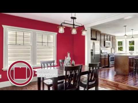 Dining Room Color Ideas  Sherwin-williams