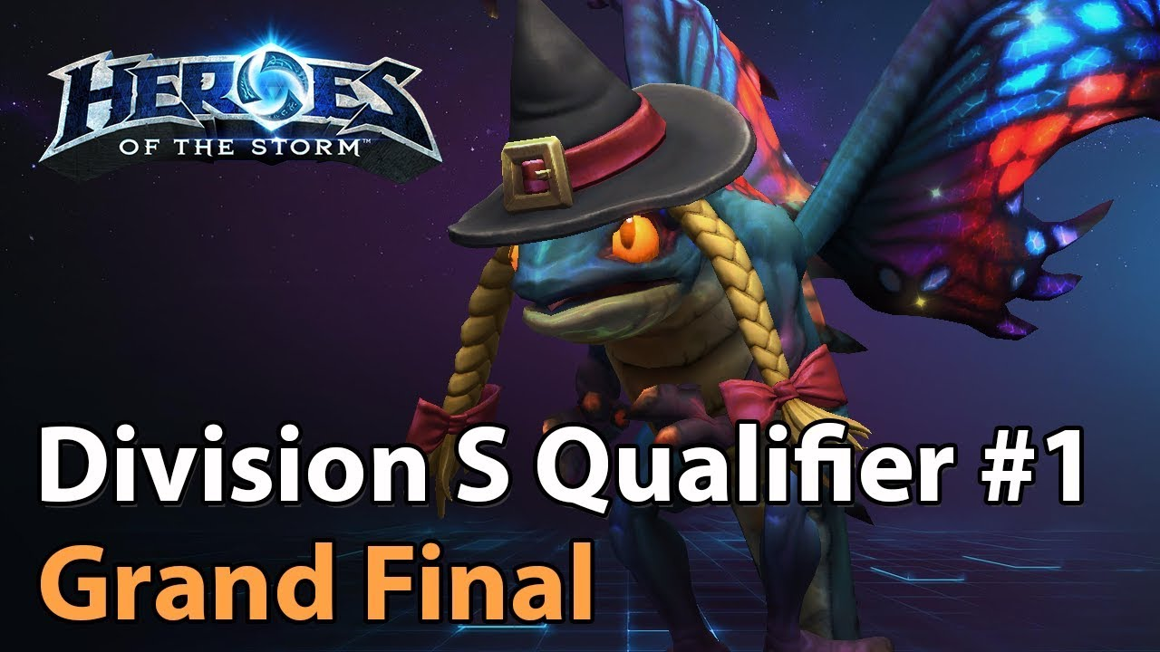 ► Feel The Heat vs. Kiikoo Combo - Division S Qualifier - Heroes of the Storm Esports