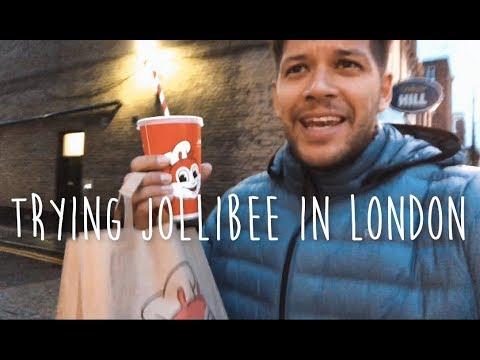 JOLLIBEE IN LONDON