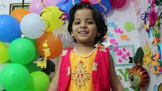 My Sister Taruni Botla Birthday Celebrations at my Home