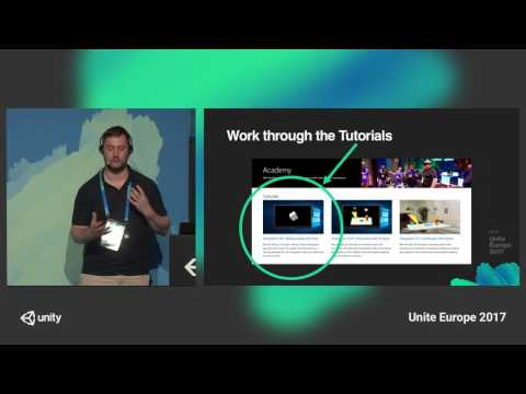 Unite Europe 2017 - Making a business case for HoloLens: dev
