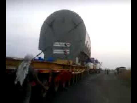 Heavy Lift Transportation/  Heavy machine shifting in India