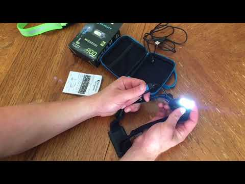Olight HS2 Headlamp Review: Rechargeable Hands Free Illumination