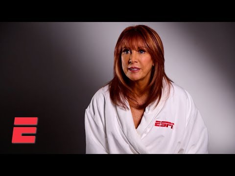 Nancy Lieberman In The Body Issue: Behind The Scenes | Body Issue 2019
