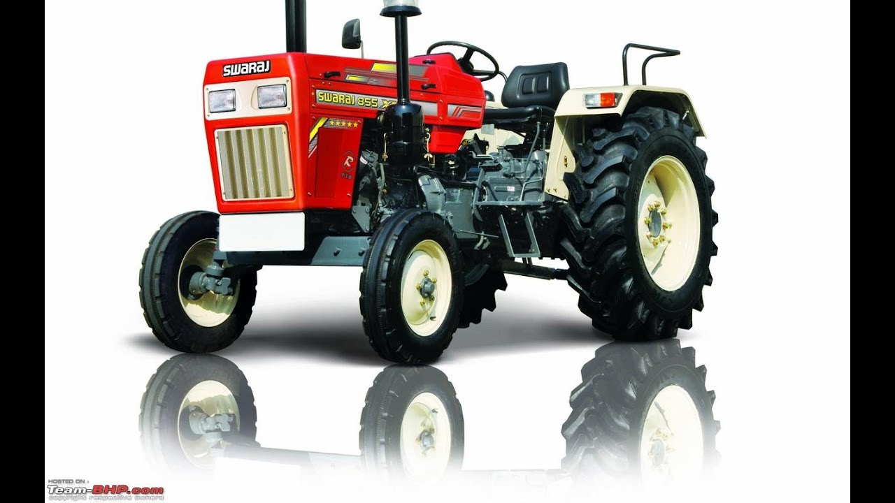 Ford 3000 Turbo Vs Swaraj 855 Xm Tractors In Full Power