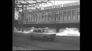 Томск 1980 е улицы выборка из кинохроник и телепередач