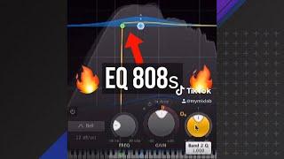 Luca Pretolesi Mixing 808s FabFilter Pro-Q3