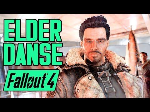 Fallout 4 Cut Content - DANSE BECOMES ELDER! - TRIAL BY COMBAT - Xbox & PC Mod