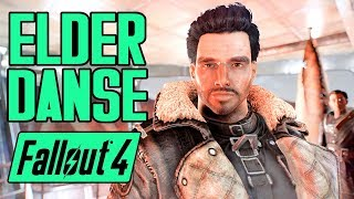 Fallout 4 Cut Content - DANSE BECOMES ELDER! - TRIAL BY COMBAT - Xbox & PC Mod