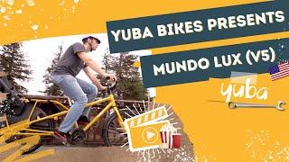 New Yuba Mundo V5 Cargo Bike