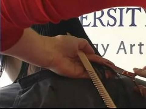 How to Cut an A-Line Bob Hairstyle : Tips for Cutting Hair for A-Line Bob Haircuts thumbnail